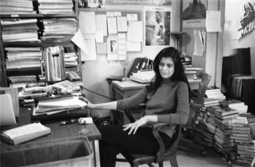 Sontag and her books